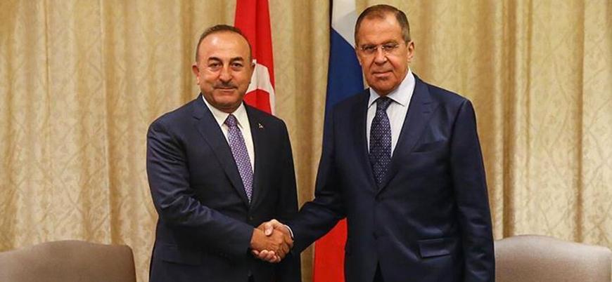 Çavuşoğlu: Türk heyet Rusya'da İdlib'i görüşecek