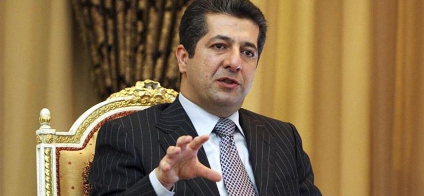 """Barzani ile Esper görüştü: """"ABD ile ilişkiler bölge için önemli"""""""