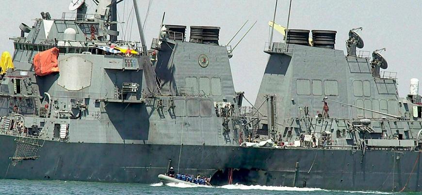 Sudan USS Cole savaş gemisinde ölen askerlerin ailelerine tazminat ödeyecek