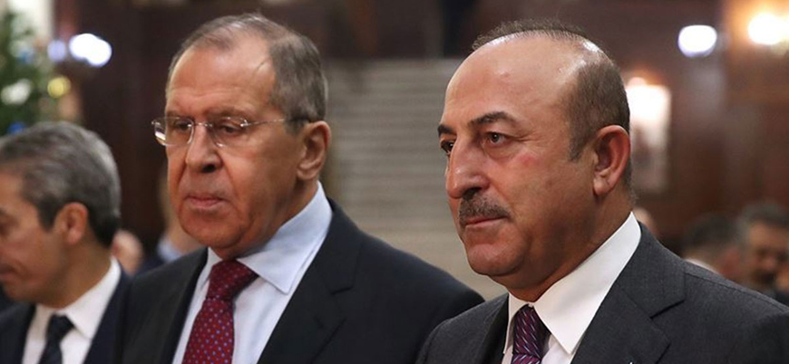 Çavuşoğlu: Suriye'deki durum Türk-Rus ilişkilerini etkilememeli
