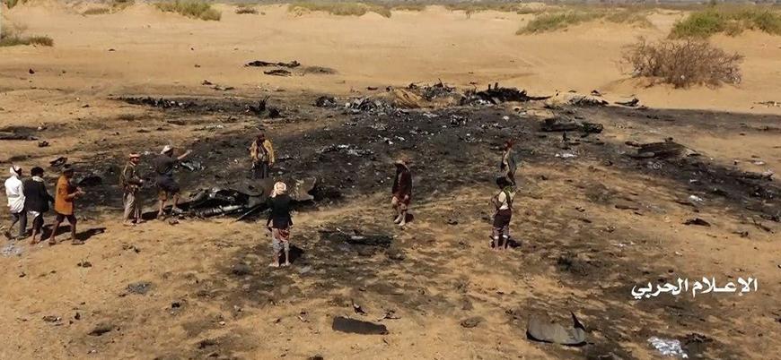 Suudi Arabistan Yemen'de düşürülen uçağının intikamını sivillerden aldı: 30 ölü