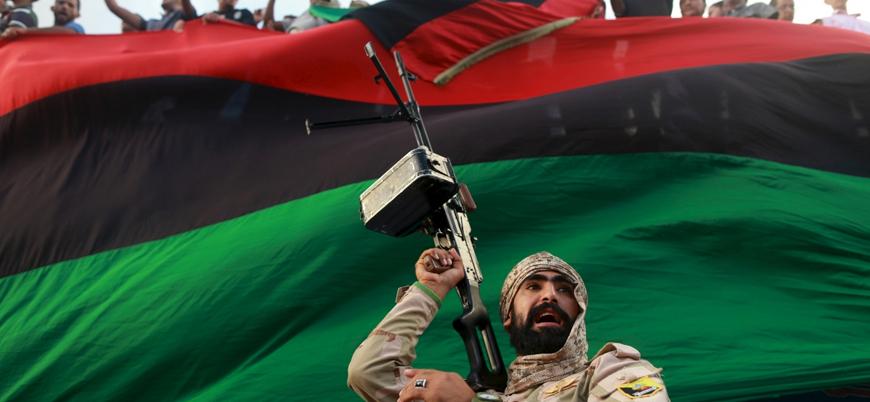 """""""Libya'ya yönelik silah ambargosu şaka gibi"""""""