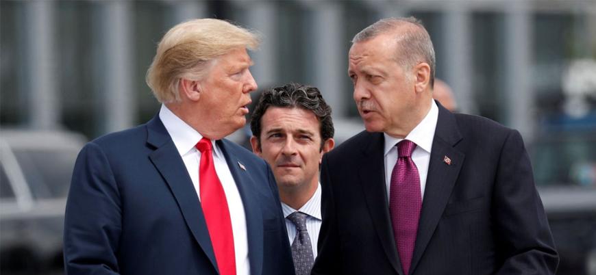 Erdoğan ile Trump telefonda Suriye ve Libya'yı görüştü