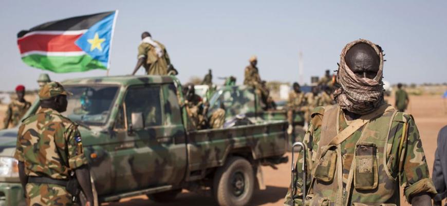 Güney Sudan'da barış planı isyancılardan kabul görmedi