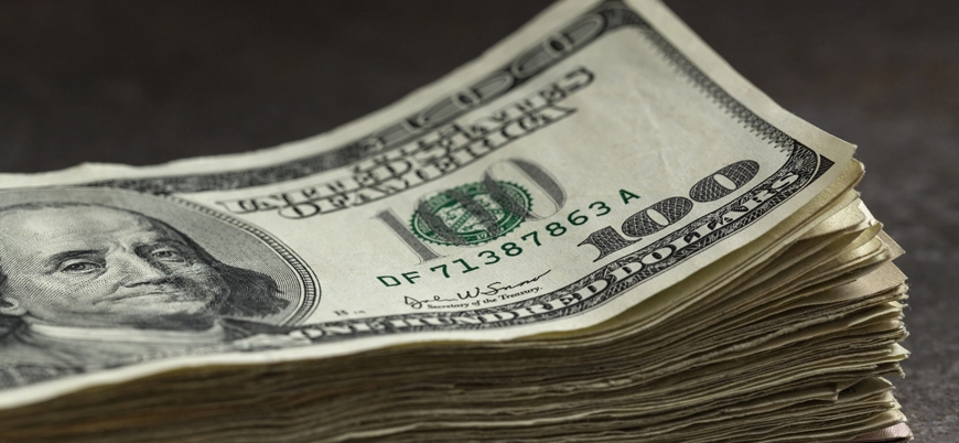 Dolar haftaya 6.04 seviyesinde başladı