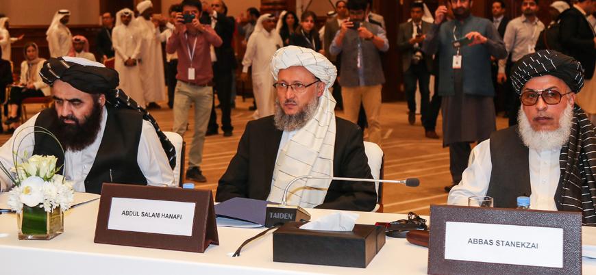 Taliban: ABD ile müzakereler tamamlandı ay sonunda anlaşma imzalanacak