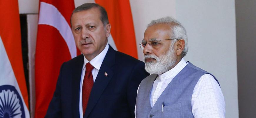 Hindistan'dan Erdoğan'ın sözleri nedeniyle Türkiye'ye nota