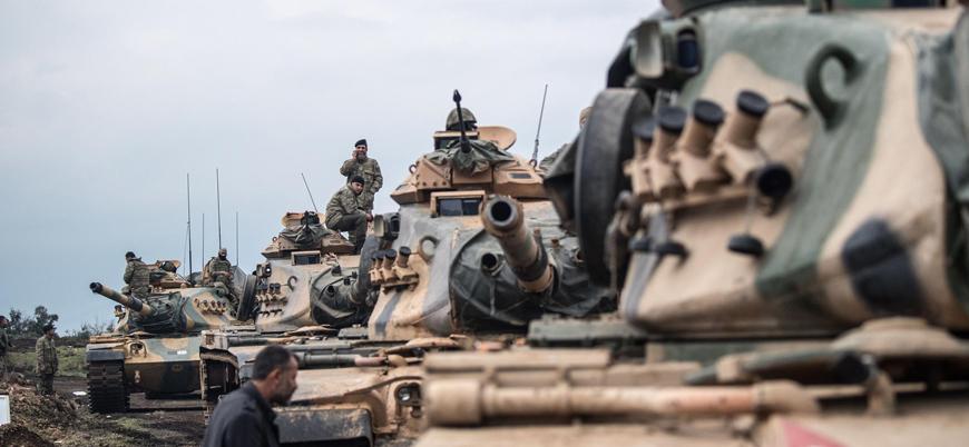 """""""NATO İdlib'de Türkiye'ye askeri destek sağlamayacak"""""""
