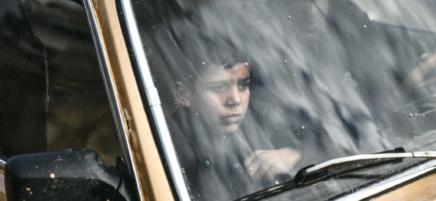Suriye'de savaşın başladığı tarihten bu yana en ağır insani kriz yaşanıyor
