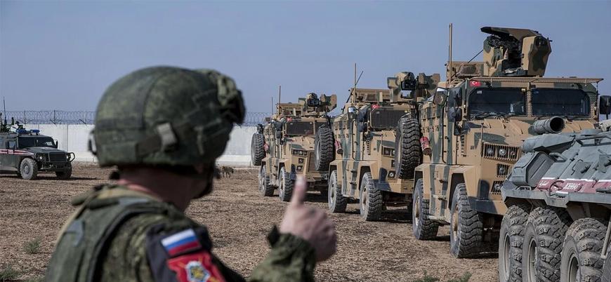 Türkiye Rusya ile ortak devriyelere yeniden başladı