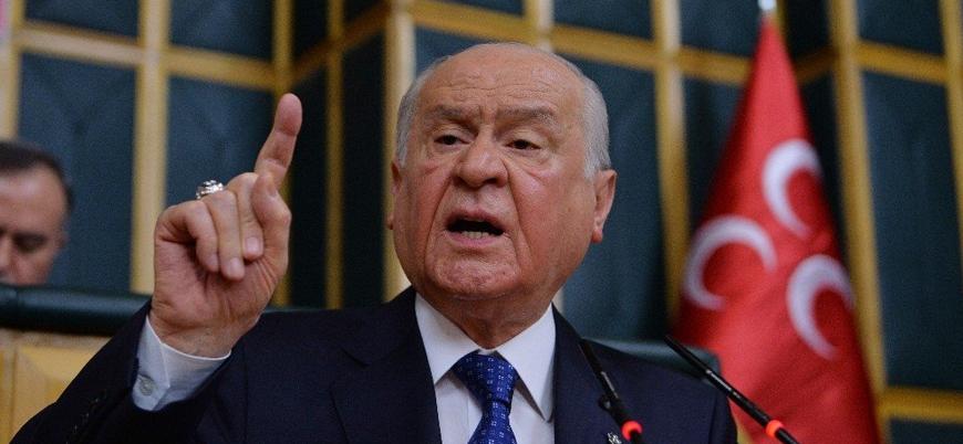 Bahçeli: Cumhur İttifakı'nın vizyonunu kundaklamaya kimsenin gücü yetmeyecektir