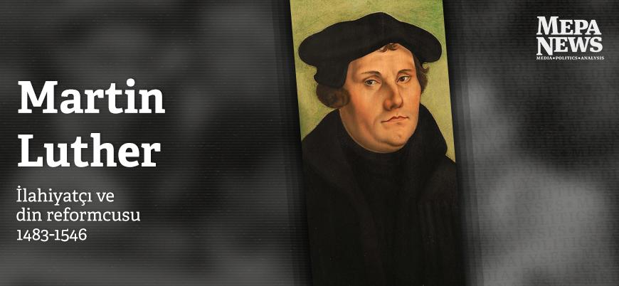 Martin Luther kimdir?