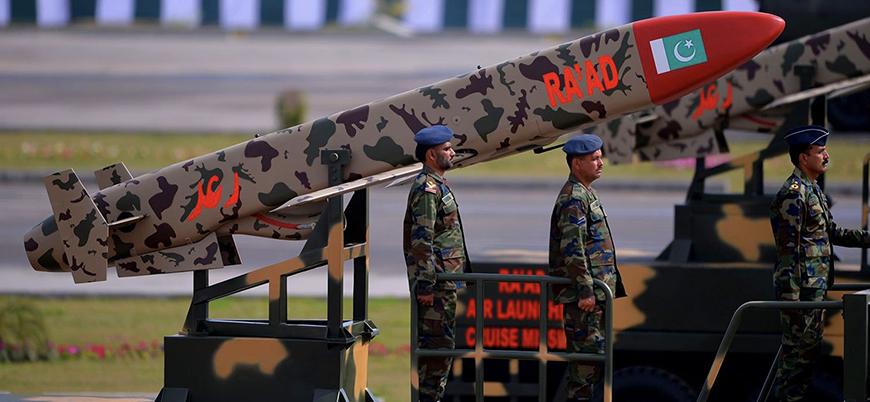 Pakistan Ra'ad 2 seyir füzesini test etti