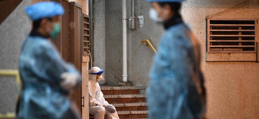 Koronavirüs nedeniyle ölenlerin sayısı 2 bini aştı