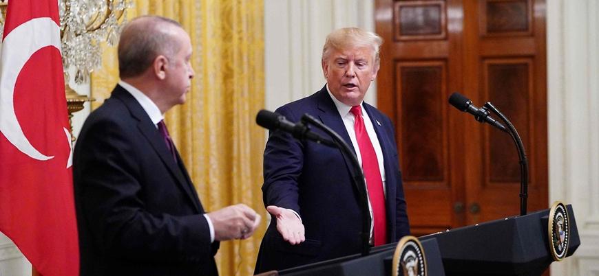 """Trump ile Erdoğan arasında İdlib görüşmesi: """"Birlikte çalışıyoruz"""""""