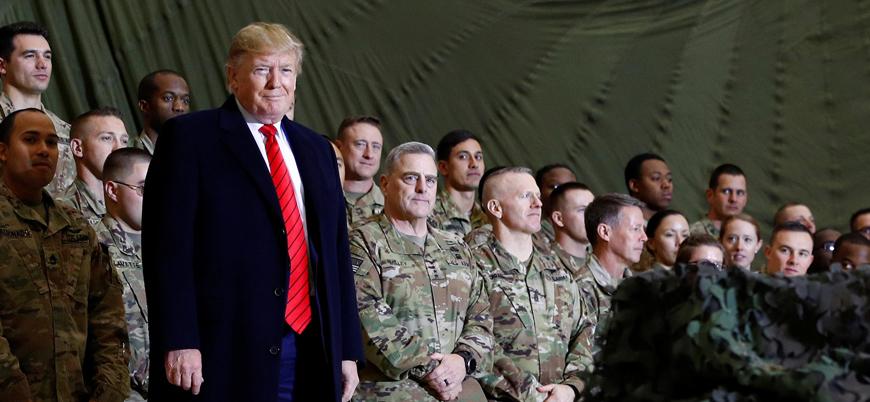 Trump: Afganistan'da milyonlarca insanı öldürüp savaşı kazanabilirdik