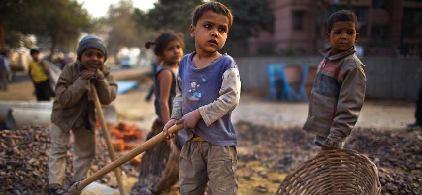 Dünya çocuklarının geleceği tehdit altında
