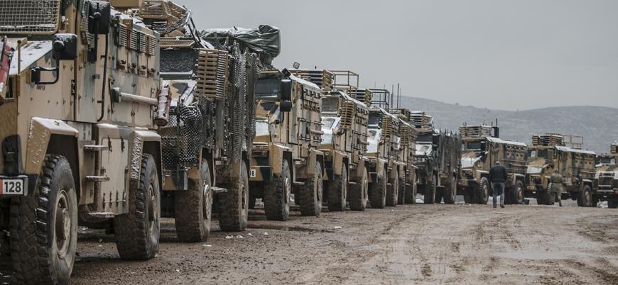 Reuters: Suriye'de toplam 15 bin Türk askeri var