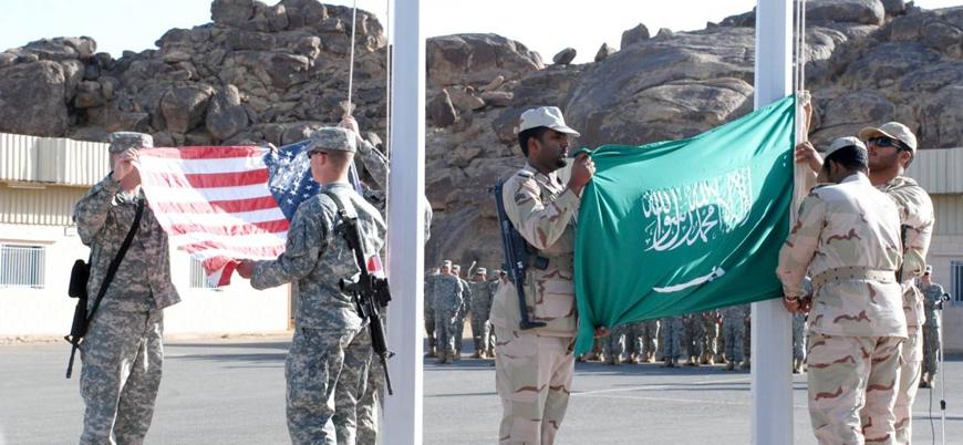 ABD askerlerini Suudi Arabistan'dan çekiyor
