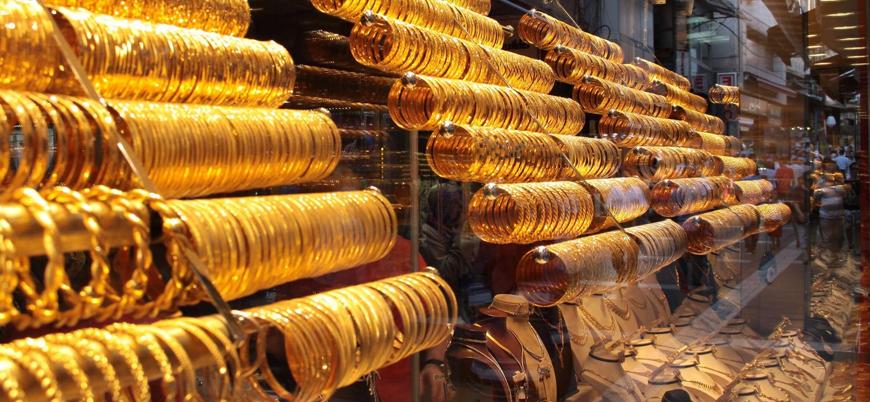 Altın fiyatları 7 yılın zirvesinde