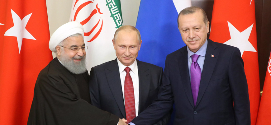 Türkiye Rusya ve İran Tahran'da İdlib'i görüşmek için bir araya gelecek