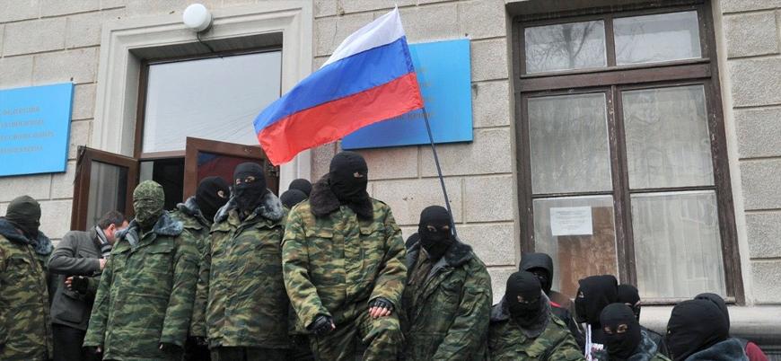 20 Şubat 2014: Rusya Kırım'ı işgal etmeye başladı