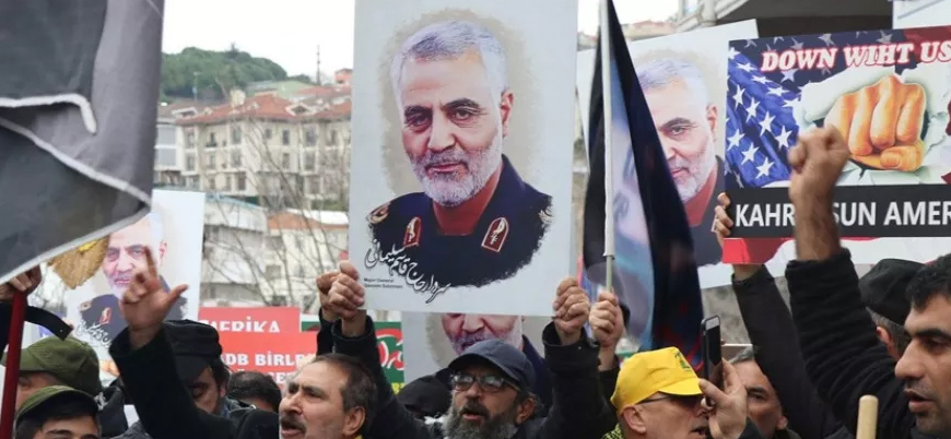 İstanbul'da 'Kasım Süleymani anması' düzenlenecek