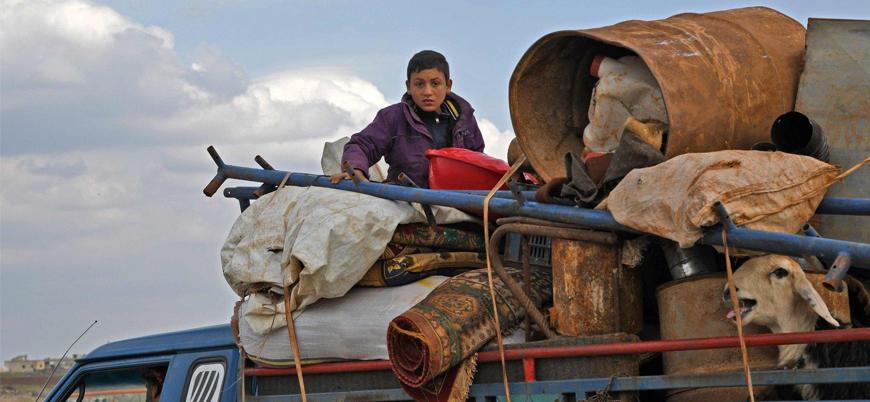 AB'den İdlib'de çatışmaların durdurulması çağrısı
