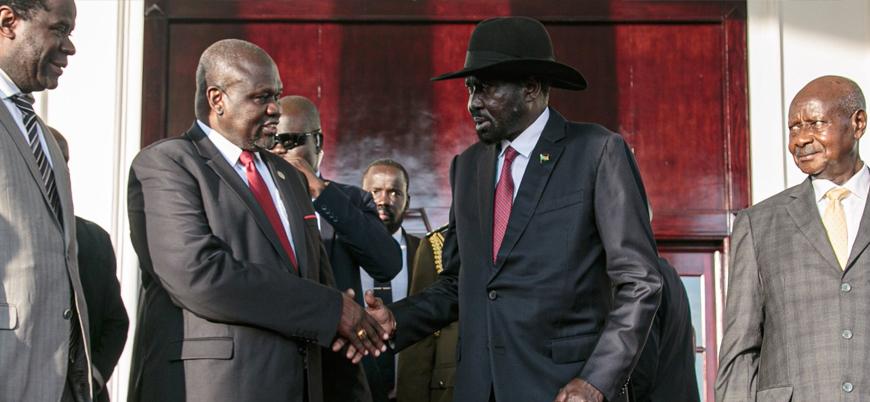 Güney Sudan'da anlaşma imzalandı iç savaş resmen sona erdi