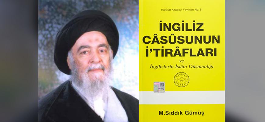 """""""İngiliz Casusunun İtirafları"""" kitabını Şii mollanın 'uydurduğu' ortaya çıktı"""