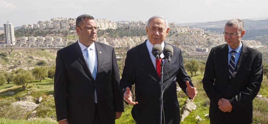 Netanyahu'dan Kudüs'te Yahudiler için 5 bin yeni konut vaadi
