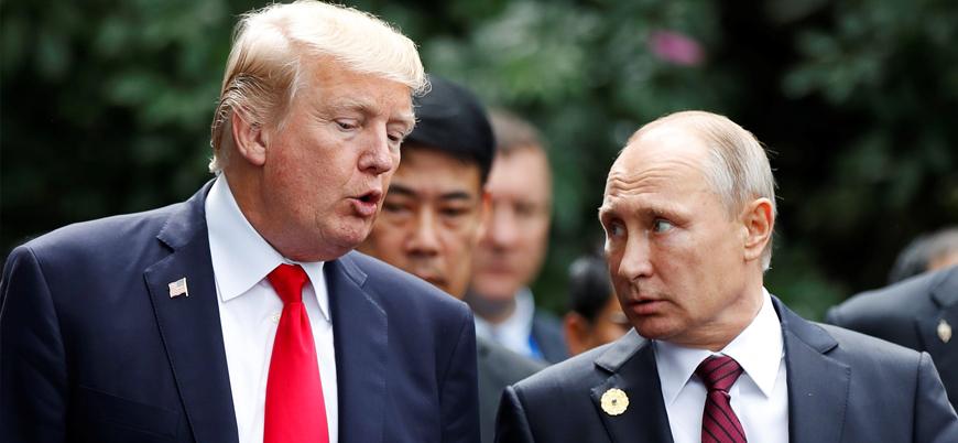"""""""Rusya Trump'ın seçilmesi için ABD seçimlerine müdahale etmek istiyor"""""""