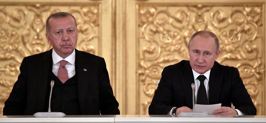 Erdoğan-Putin görüşmesine ilişkin Kremlin'den açıklama