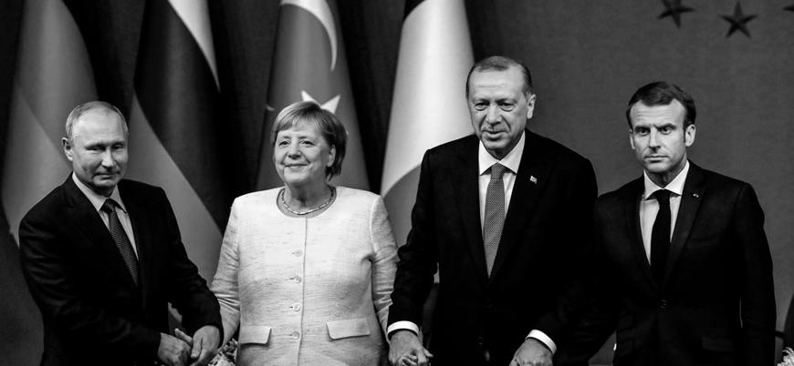 Erdoğan: İdlib için dörtlü zirvede bir araya geleceğiz