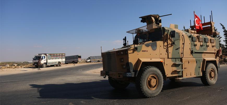 Rusya: 13 Türk konvoyu İdlib'de gözlem noktalarına ulaştırıldı