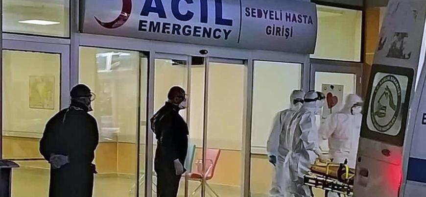 Van'da koronavirüs paniği