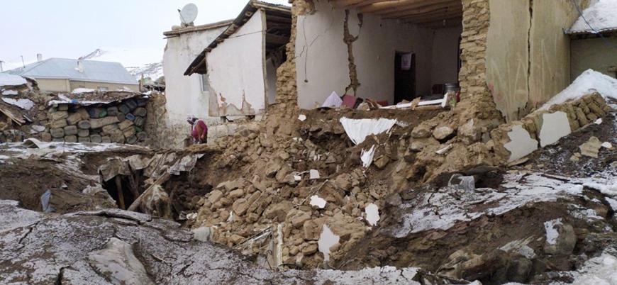 İran'daki deprem Van'ı vurdu: 9 ölü