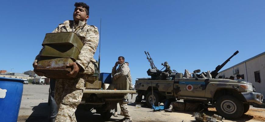 Libya'da Hafter'e karşı seferberlik çağrısı