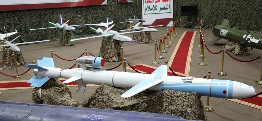 İran destekli Husiler: 4 yeni hava savunma sistemi geliştirdik