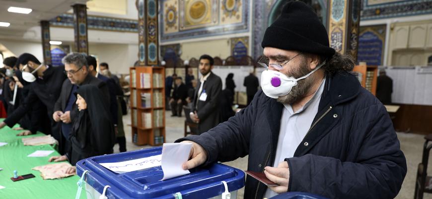 İran'daki seçimlere katılım 1979'dan bu yana en düşük seviyede