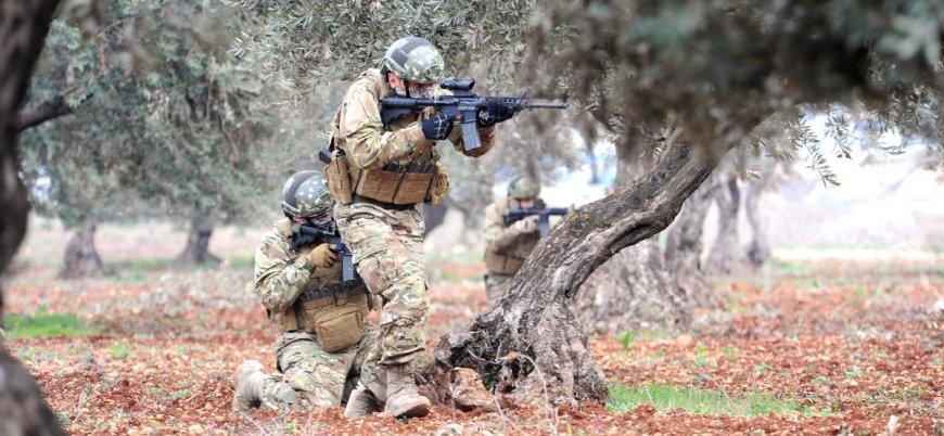 TSK ve MİT'ten Tel Rıfat'ta PKK'ya ortak operasyon