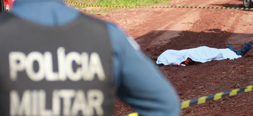 Brezilya'da polis greve gitti: 5 günde 150 cinayet işlendi