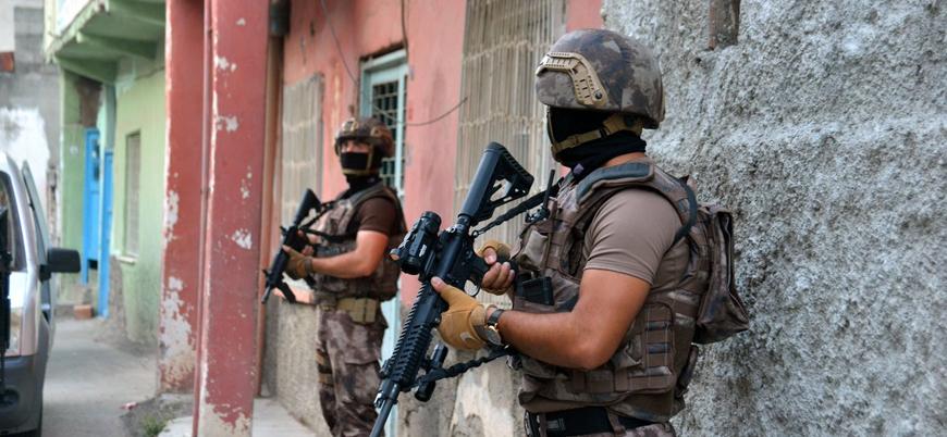 Ankara'da 'IŞİD' operasyonu: 10 gözaltı