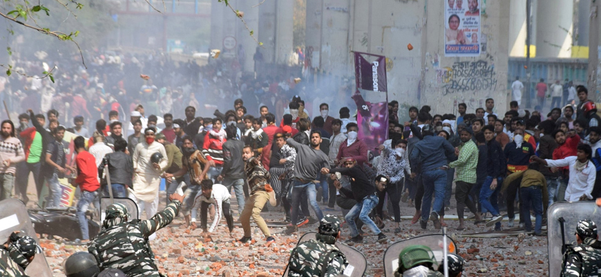 Hindistan'da Müslümanları dışlayan yasaya karşı protesto: En az 5 ölü 90 yaralı
