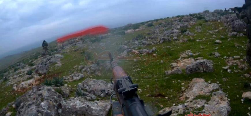 Hurras ed Din'den Hama kırsalında Esed rejimine baskın