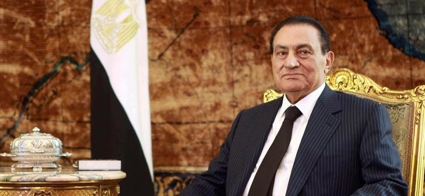 Mısır'ın eski cumhurbaşkanı Hüsnü Mübarek öldü