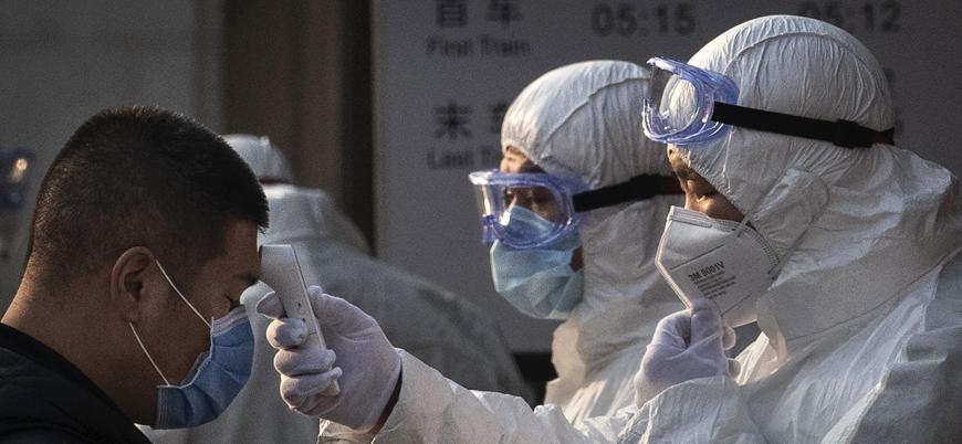 Çin'de koronavirüs nedeniyle ölenlerin sayısı 2 bin 717'ye yükseldi