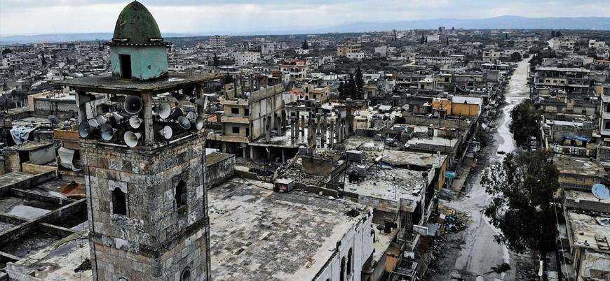 Esed rejimi İdlib'de muhaliflerin sembol merkezlerinden Kafranbel'i ele geçirdi
