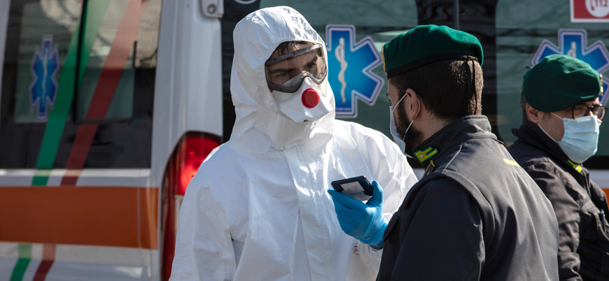 İtalya'da koronavirüs nedeniyle ölenlerin sayısı 11'e yükseldi