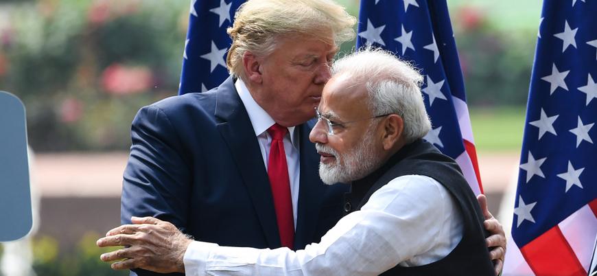 Trump Hindistan'da Müslümanlara yönelik ayrımcı yasaya sessiz kaldı